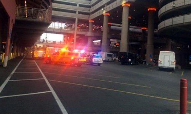 2 personas lesionadas por un tiroteo en Las Vegas