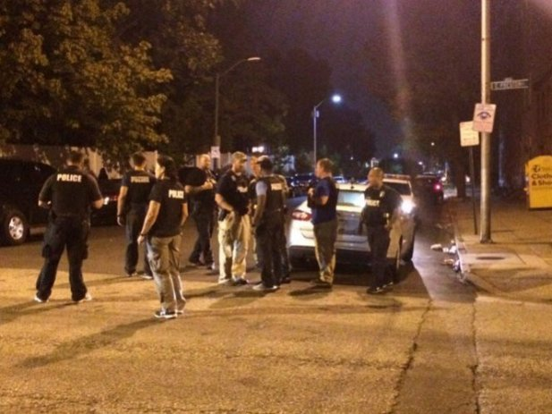Varias personas resultan heridas tras un tiroteo en Baltimore, EE.UU