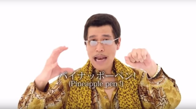 'Pen Pineapple Apple Pen', la canción viral del momento dispuesta a superar al 'Gangnam Style'