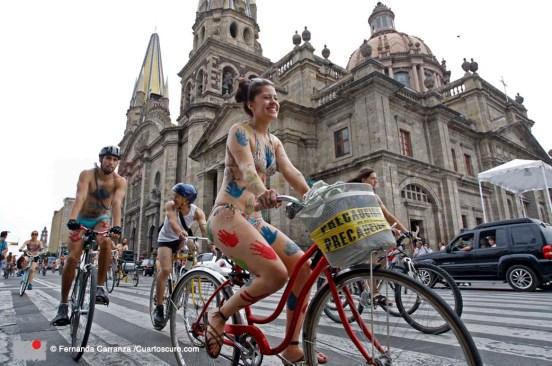 Jalisco aprueba 'BiciLey' habrá multas y sanciones