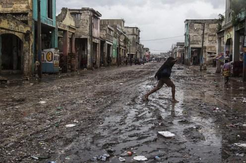HAITI-WEATHER-HURRICANE-MATTHEW