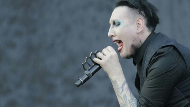 Marilyn Manson tropieza en tierras mexiquenses; Knot Fest 2016