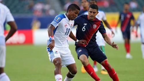 Costa Rica primer semifinalista de la Copa Oro 2017