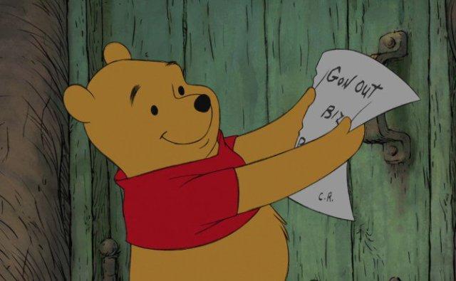 Censuran a Winnie Pooh en China