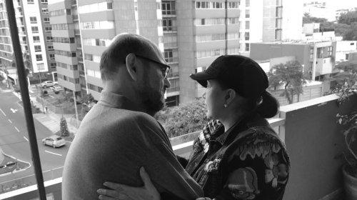El emotivo reencuentro entre 'El Señor Barriga' y 'La Chilindrina'