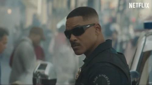 "Netflix lanzó el tráiler oficial de ""Bright"" con Will Smith"