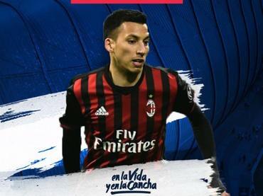 Leonel Vangioni deja el Milan y llega a Rayados
