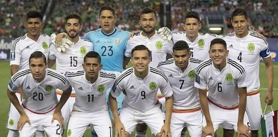 Último partido de fase de grupos Copa Oro, México Vs Curazao