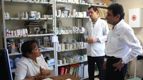 IMSS Estado de México poniente, segundo lugar a nivel nacional en surtimiento de recetas
