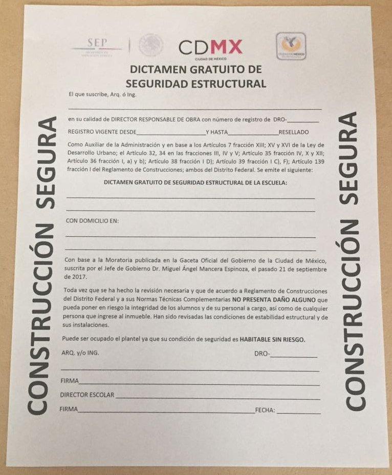 Verificadas, 103 escuelas que este lunes regresan a clases en CDMX