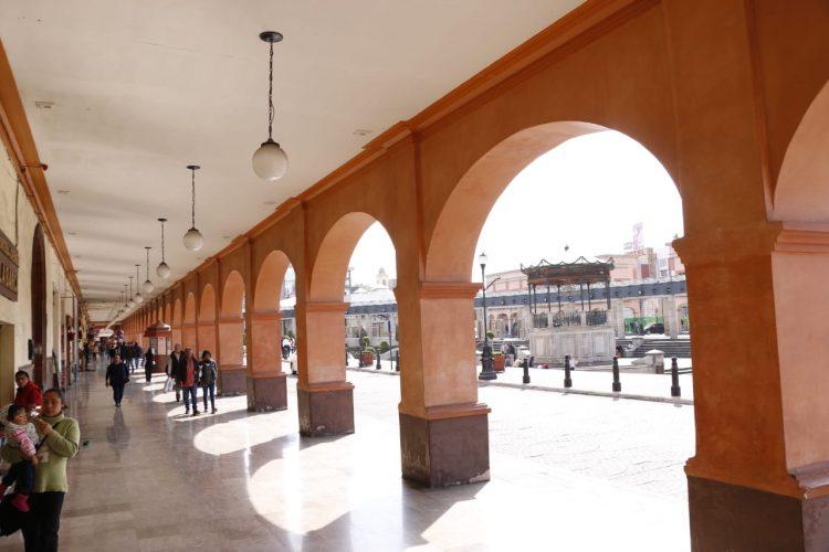 Los portales de toluca orgullo e identidad de la ciudad for Viveros en toluca