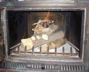 Allumage sans papier, sans fumée - étape 3 | Sèvaflam - Bois de chauffage sur palette