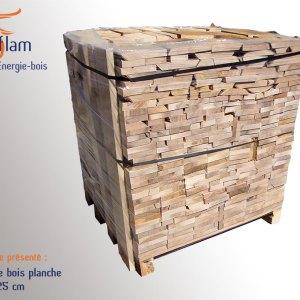 Bois planche Sec séchoir 1er choix (essences G1) – 25 cm