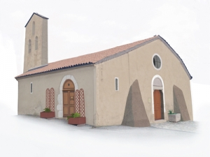 L'eglise de Sigoyer (04)
