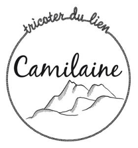 Vectorisation de logo pour Camilaine