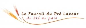 Création de logo pour Le Fournil du pré Lacour