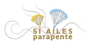 Création de logo pour Si Ailes Parapente