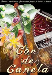 Affiche Cor de Canela