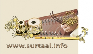 Carte de visite Surtaal, musique indienne