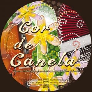Centre de cd pour le groupe Cor de Canela
