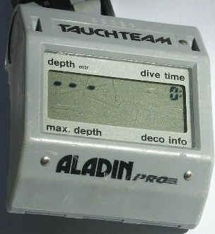 Aladin Pro mit zugänglichem Batteriefach