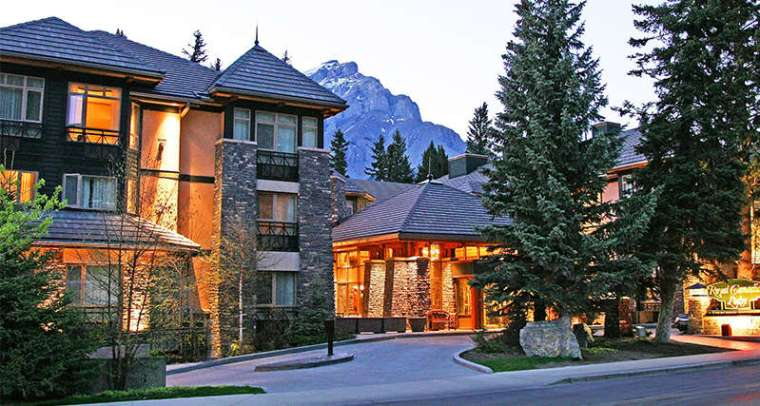 Delta Royal Canadian, Banff