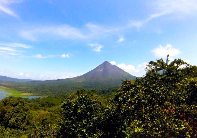 Arenal Volcano, Costa Rica. 15 Highlights from 2015!
