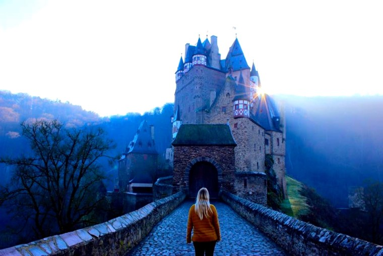 Eltz Castle, Germany. Featuring Seven Continents Sasha. 15 Highlights from 2015!