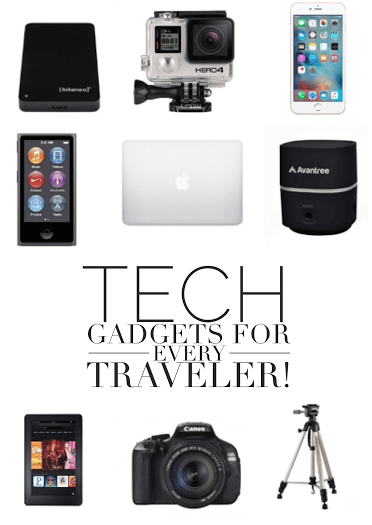 Tech Gadgets For Every Traveler - Seven Continents Sasha!
