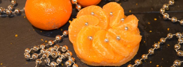 sablés clementines