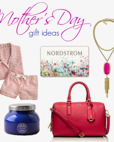 Five on Friday: Mother's Day Gift Ideas
