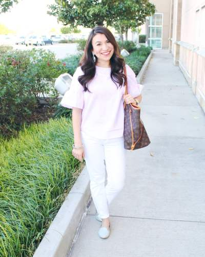 Moms Do Spring Style | Casual Date Night