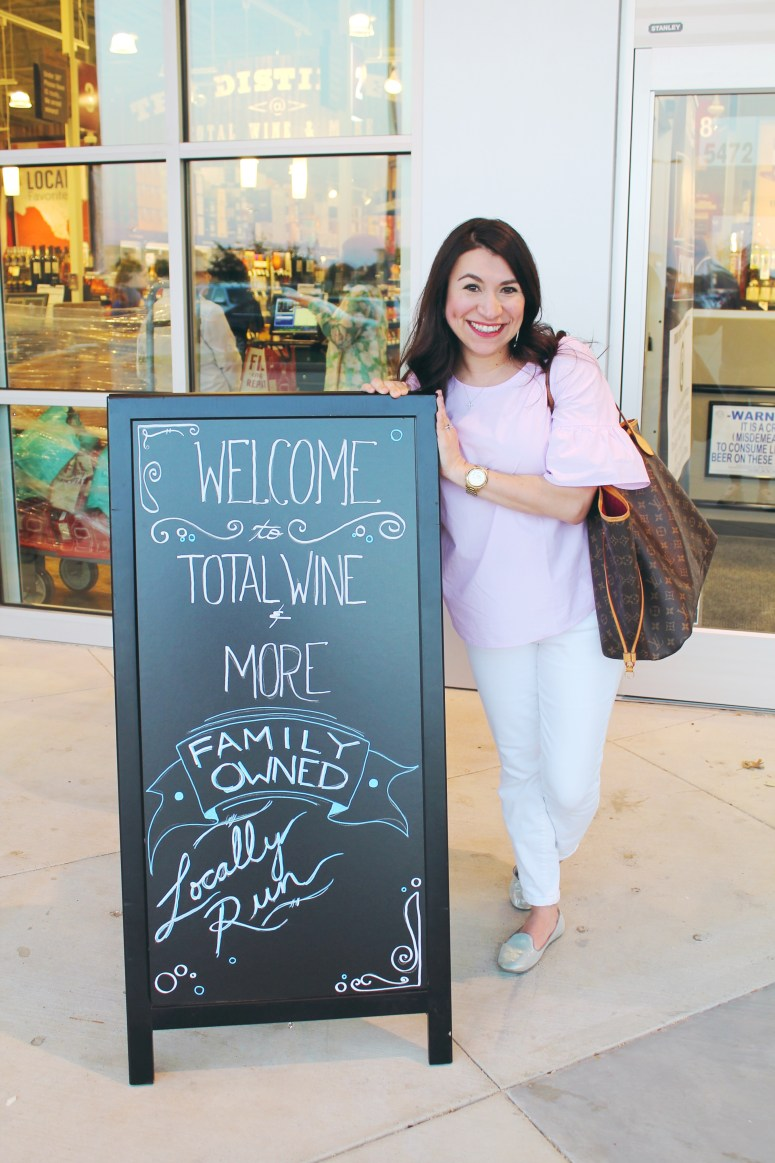 Total Wine & More Superstore Preview Party & 7 of my favorite wines!