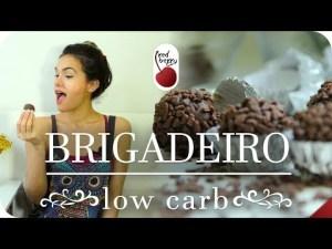Brigadeiro Low Carb   Mais uma Sobremesa Low Carb Deliciosa