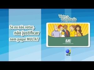 O que acontece se eu não votar, não justificar nem pagar multa?