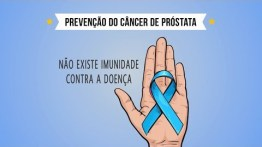 Novembro Azul – Atenção ao câncer de próstata
