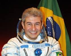 Marcos Pontes da entrevista! Ministro da Ciência e Tecnologia!!!