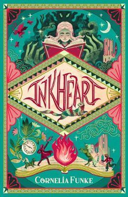 Inkheart (2020 reissue) by Cornelia Funke