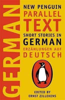 New Penguin Parallel Texts German by Ernst Zillekins