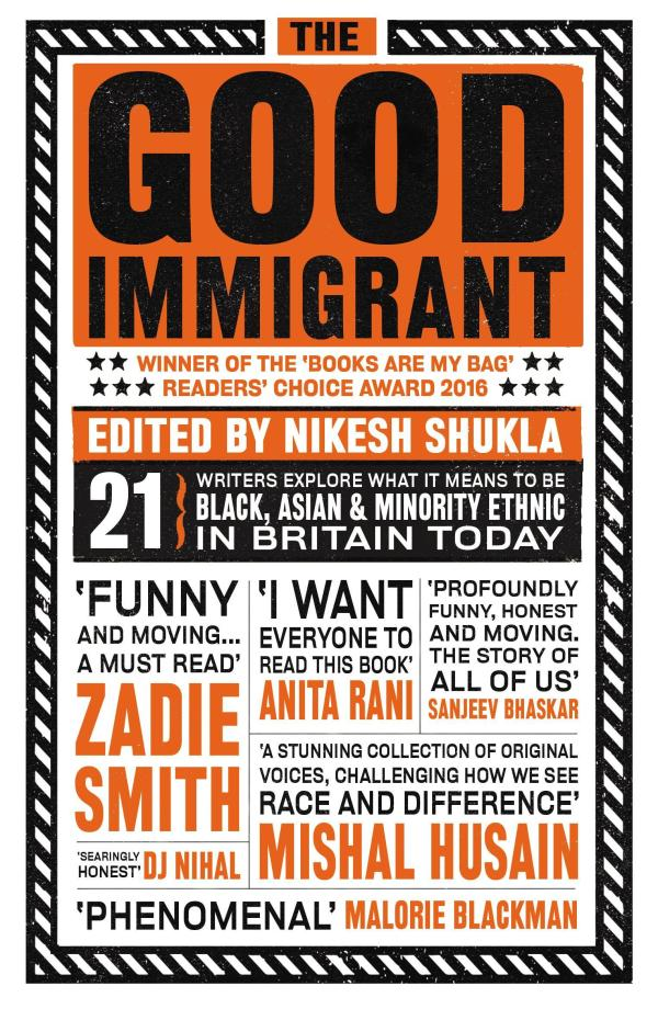 The Good Immigrant by  Shukla (ed.)