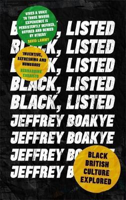 Black Listed by Jeffrey Boakye