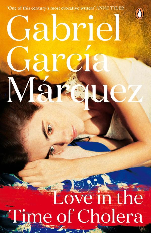 Love in the Time of Cholera by Marquez, Gabrie Garcia