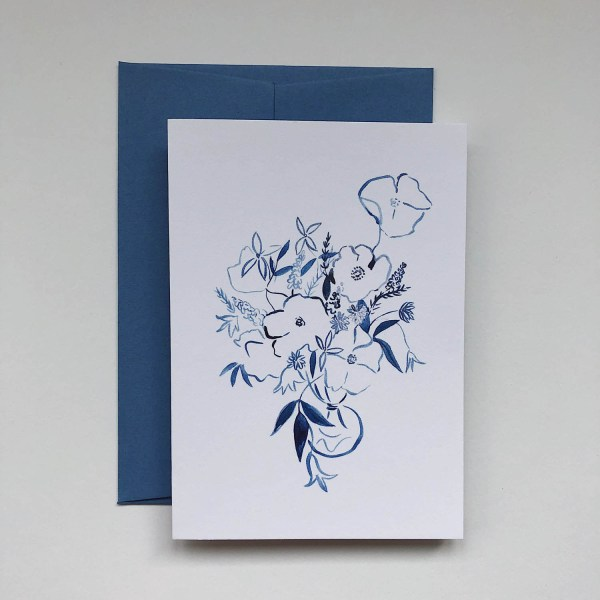 Icelandic Poppies Card
