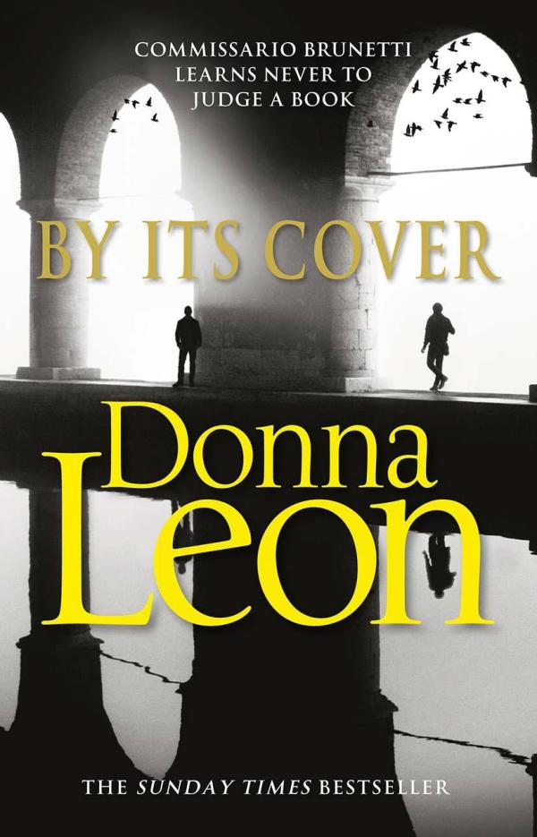 By its Cover (Brunetti 23) by Donna Leon