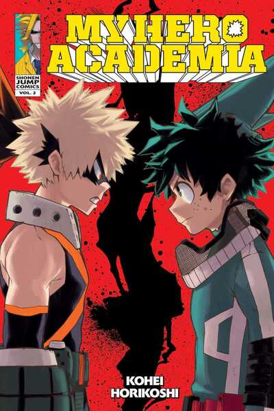 My Hero Academia, Vol. 2 by Kohei Horikoshi
