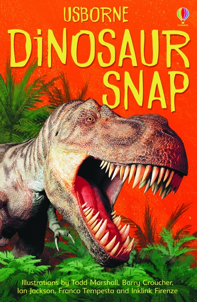 Dinosaur Snap by Fiona Watt
