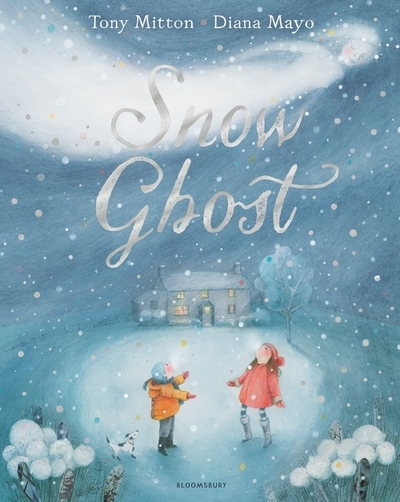 Snow Ghost: The Most Heartwarming Picture Book of the Year by Tony Mitton