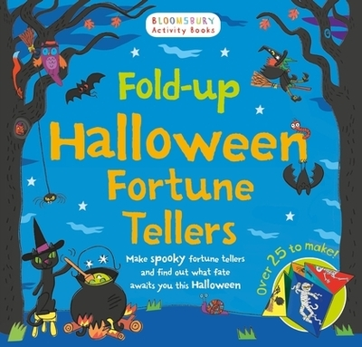Fold-up Halloween Fortune Tellers by