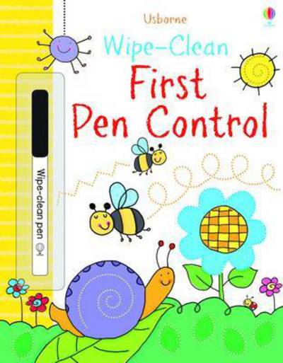 Wipe Clean Pen Control by Sam Smith