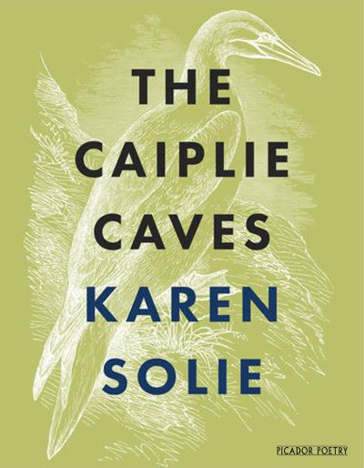 The Caiplie Caves by Karen Solie